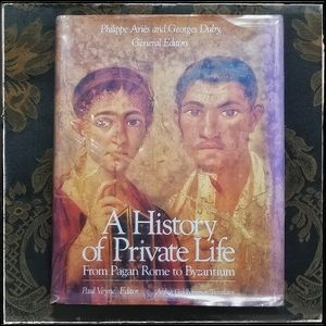 'A History of Private Life' Illustrated book